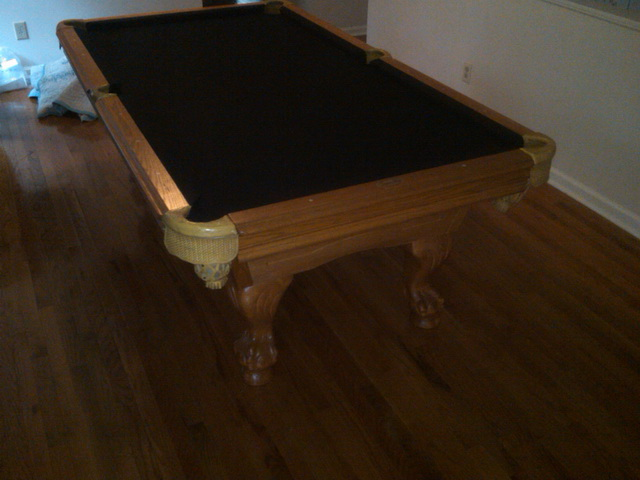 Pool Table Movers Griffin GA Level Best Billiards - Abia pool table movers